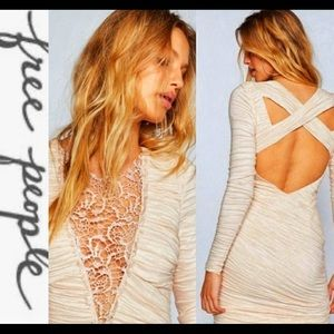 🎉HP🎉🆕NWT Free People Limited edition  dress 6